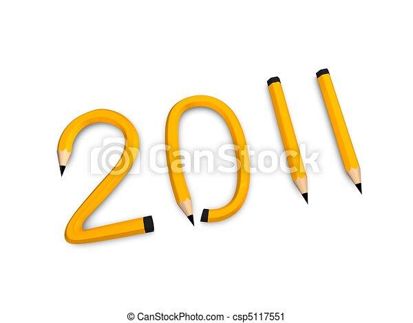 Year 2011 - csp5117551