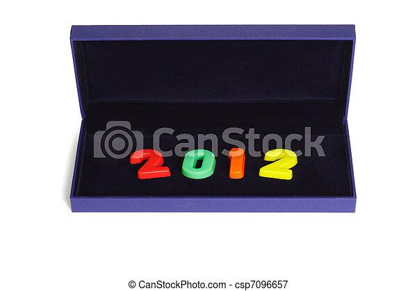 Year 2012 - csp7096657