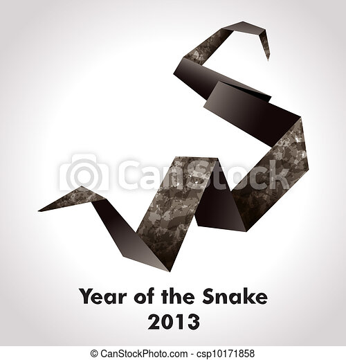 Year of the Snake - csp10171858
