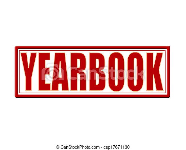 stamp with word yearbook inside vector illustration vectors rh canstockphoto ca 2017-2018 Yearbook Clip Art Yearbook Club Clip Art