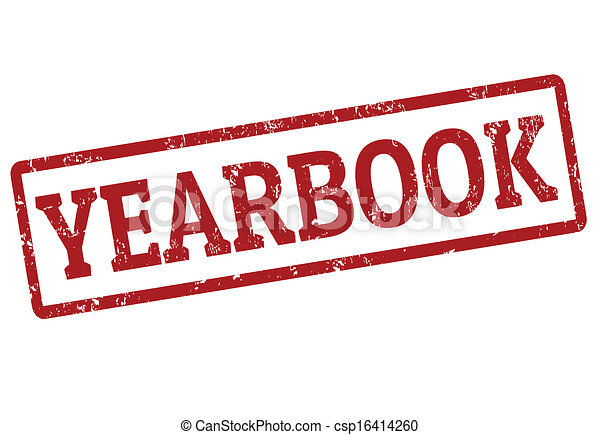 yearbook stamp yearbook grunge rubber stamp on white vector rh canstockphoto com yearbook clip art yearbook clipart png