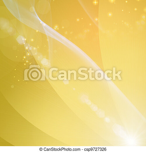 yellow background  - csp9727326