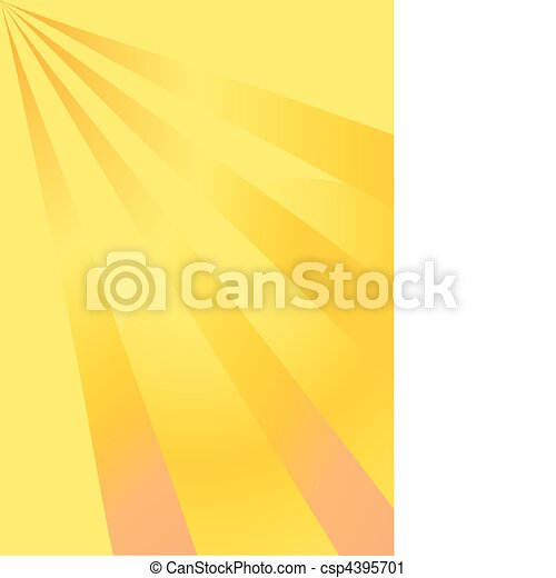 Yellow background - csp4395701