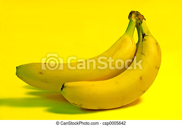 Yellow Bananas - csp0005642