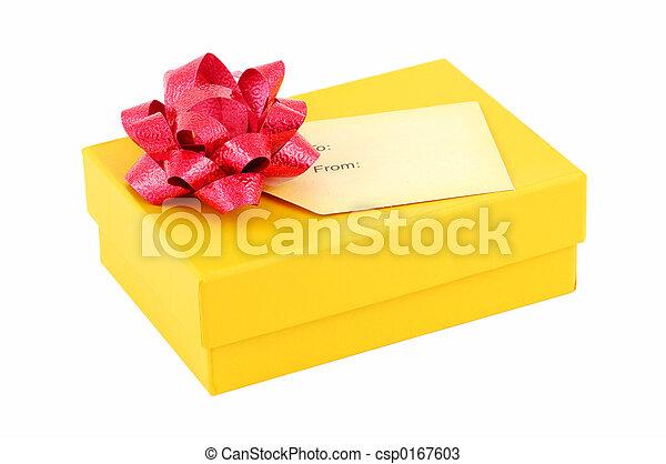 Yellow Box - csp0167603