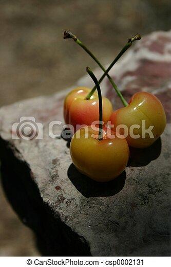 Yellow Cherries - csp0002131