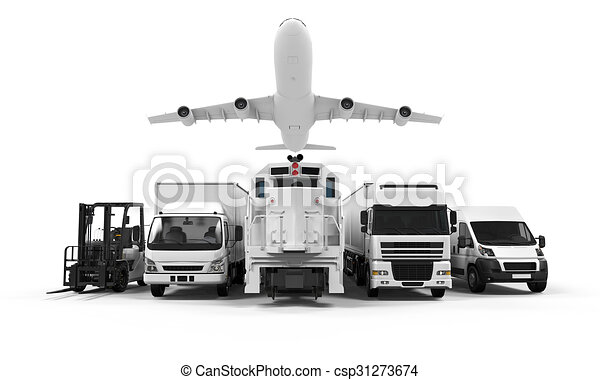 Yellow Freight Transportation - csp31273674
