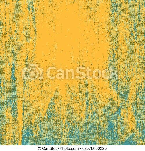 Yellow Grunge Background - csp76000225