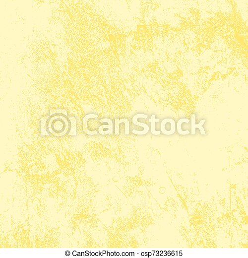 Yellow Grunge Background - csp73236615