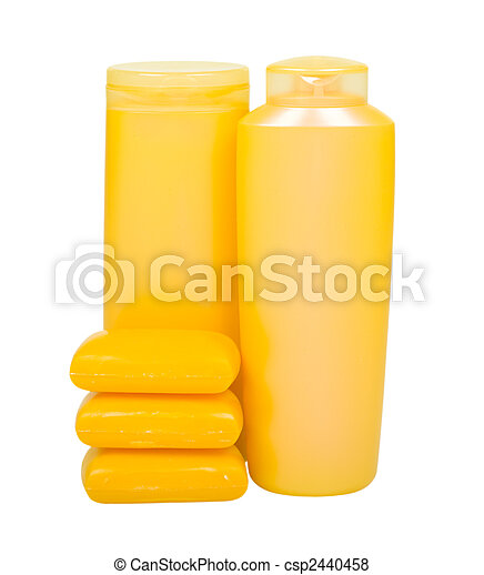 Yellow Hygienic Products - csp2440458