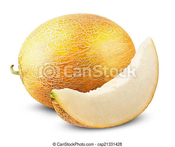 yellow melon - csp21331428