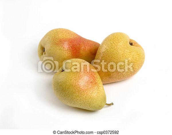 Yellow pear - csp0372592
