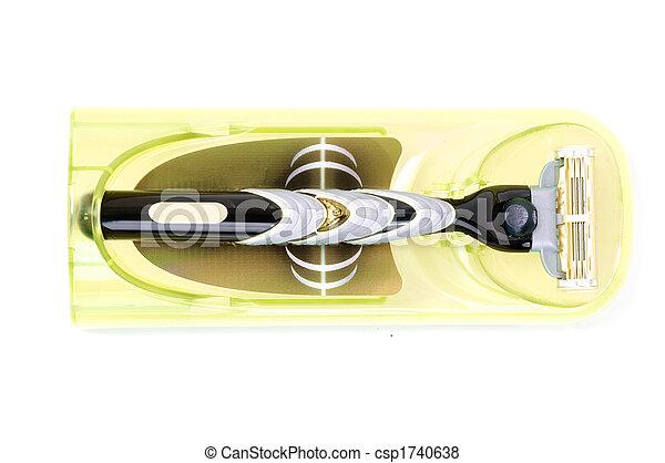 Yellow shaver - csp1740638
