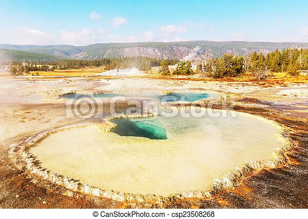 yellowstone - csp23508268