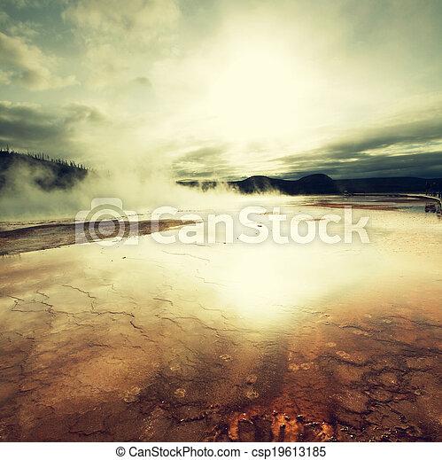yellowstone - csp19613185