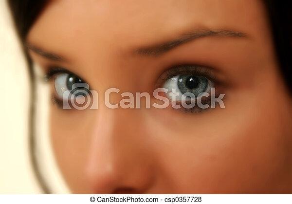 yeux - csp0357728