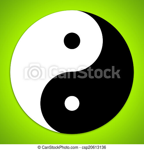 Yin And Yang Symbol Stock Photos Search Photographs And Clip Art
