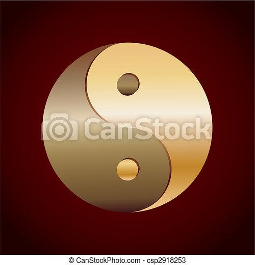 Yang dorado - csp2918253