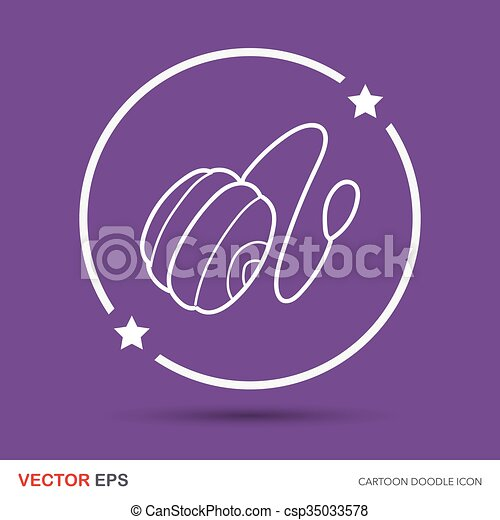 yo-yo doodle - csp35033578