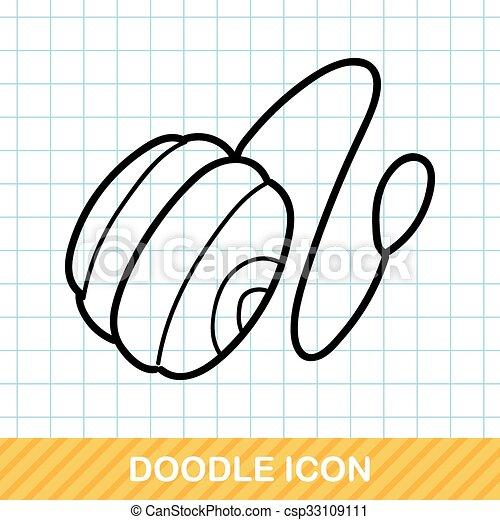 yo-yo doodle - csp33109111