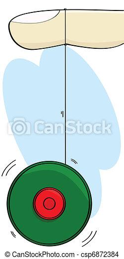 Yo-yo - csp6872384