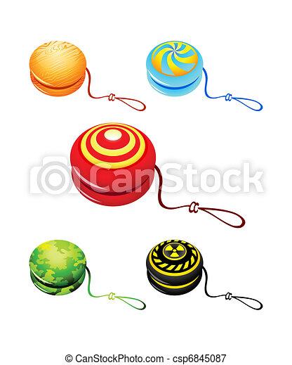 Yo-yo - csp6845087