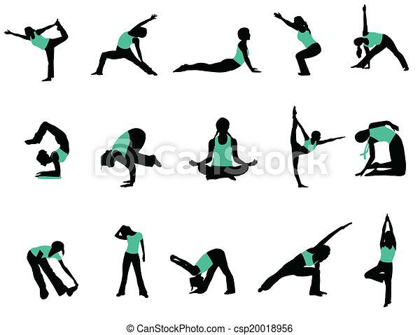 Yoga - csp20018956