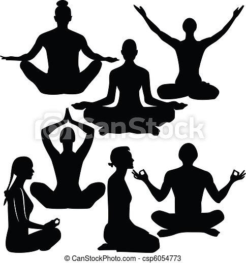 Yoga - csp6054773