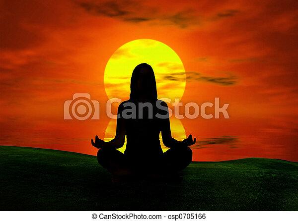 yoga - csp0705166