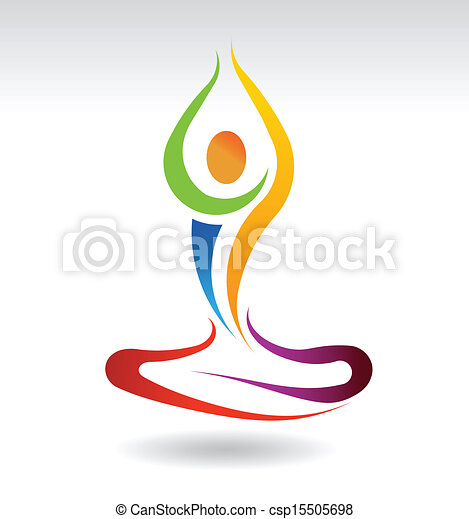 Yoga Mental Peace - csp15505698