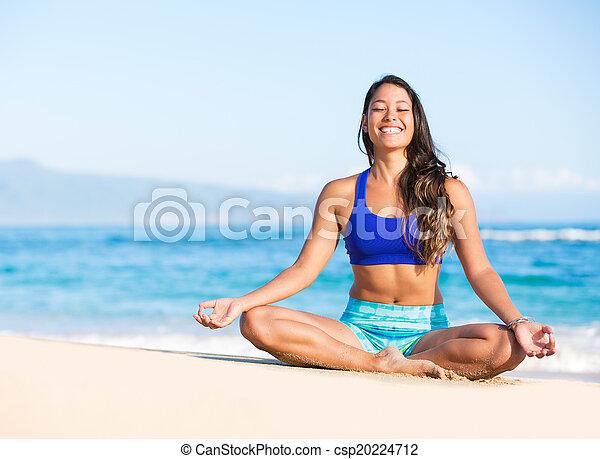 Yoga - csp20224712