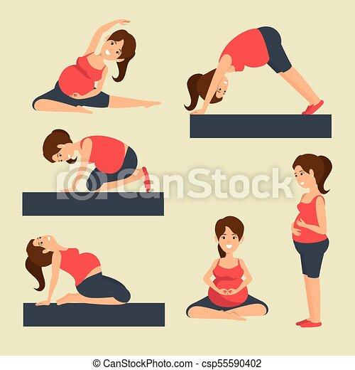 Yoga Training For Healthy Pregnancy