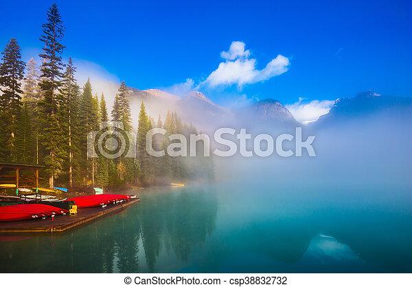Yoho National Park, Canada - csp38832732