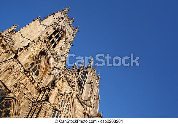 York Minster Cathedral (Landscape)