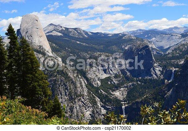 Yosemite - csp21170002