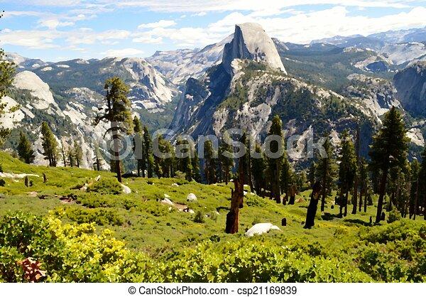 Yosemite - csp21169839