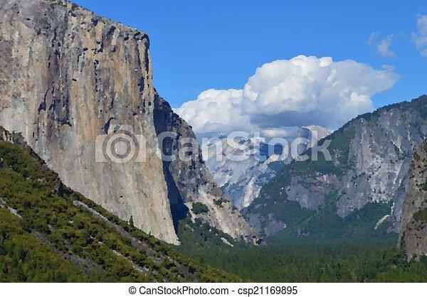 Yosemite - csp21169895