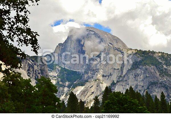Yosemite - csp21169992