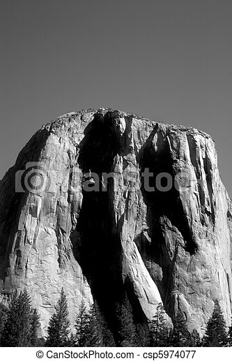 yosemite national park - csp5974077