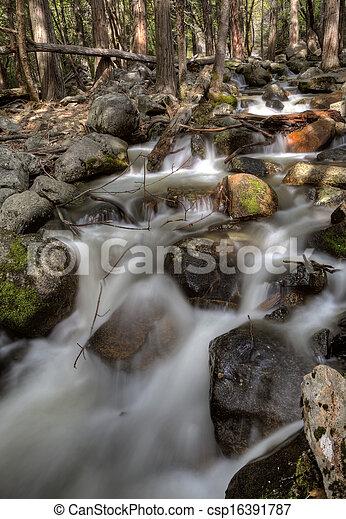 Yosemite National Park - csp16391787