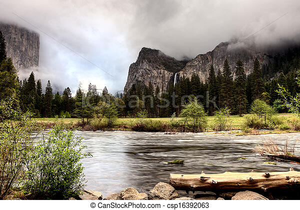 Yosemite National Park - csp16392063