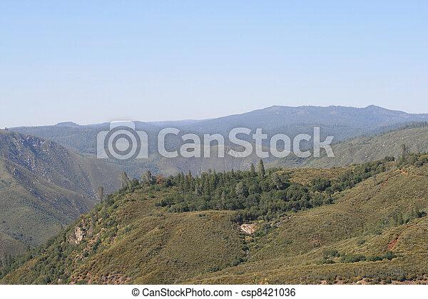 Yosemite National Park - csp8421036