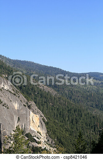 Yosemite National Park - csp8421046