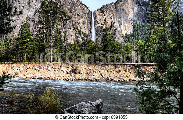 Yosemite National Park - csp16391855