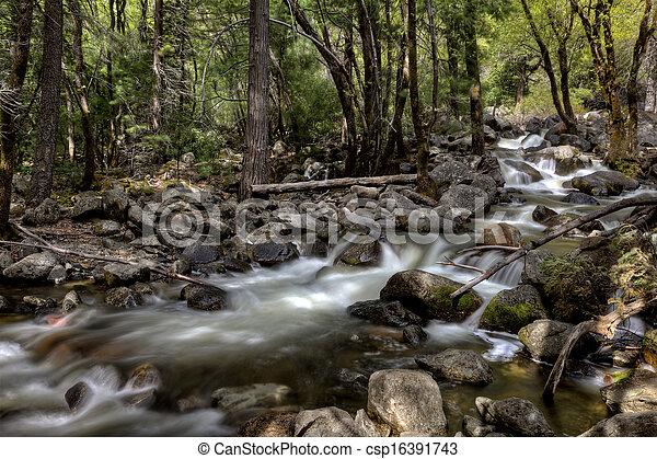 Yosemite National Park - csp16391743