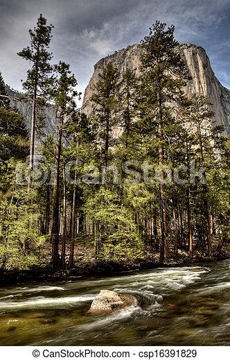 Yosemite National Park - csp16391829