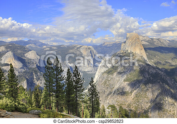 Yosemite National Park - csp29852823
