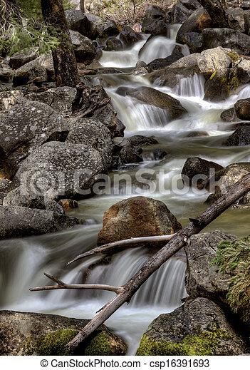 Yosemite National Park - csp16391693