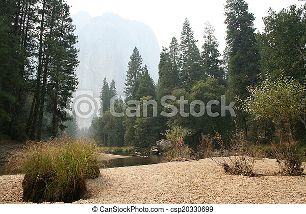 Yosemite National Park - csp20330699