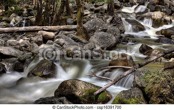 Yosemite National Park - csp16391700
